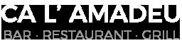Restaurant Cal Amadeu